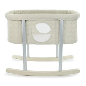 Transparent And Modern Bassinet Cradle By Babybjorn