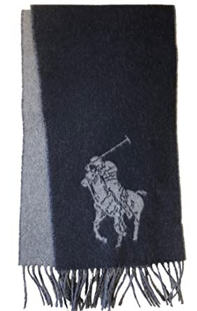 3e7ea4d1e9 Image Unavailable. Image not available for. Color  Polo Ralph Lauren Mens  Reversible Oversized Pony ...