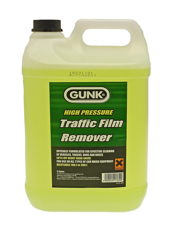 Granville 869 Gunk High Pressure Traffic Film Remover 5 L Granville Oil & Chemicals Ltd GK6869