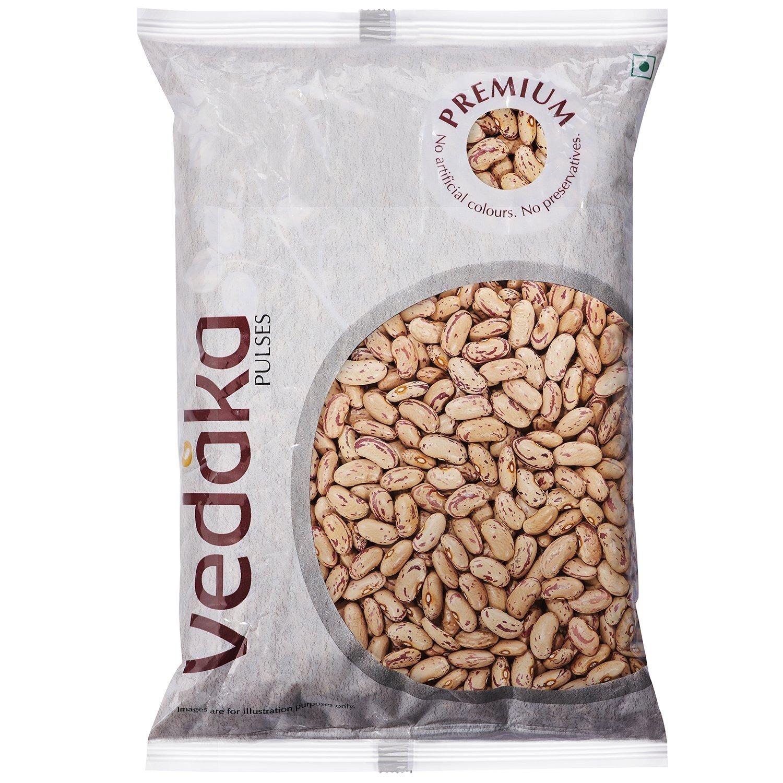 Vedaka Premium Chitra Rajma, 500g