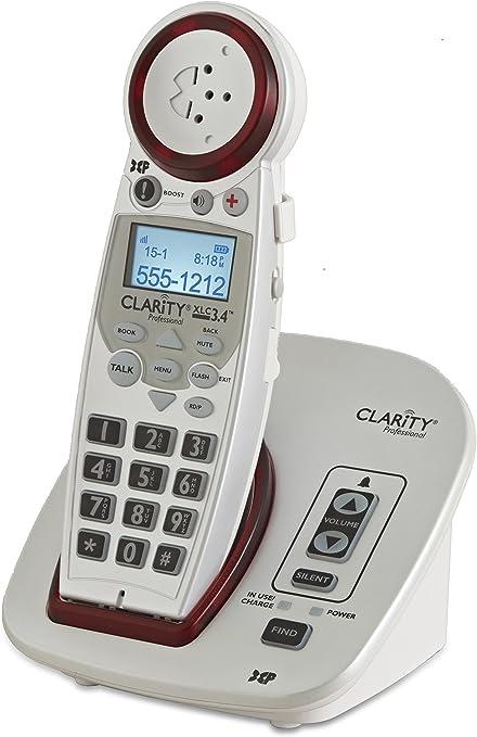 Nuevos productos de teléfono inalámbrico DECT 50 + DB Extra Alto (necesidades especiales): Amazon.es: Oficina y papelería