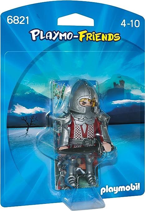 PLAYMOBIL - Caballero de Hierro (68210): Amazon.es: Juguetes y juegos