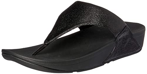 85d5e4be8d81a9 FitFlop Women s Lulu Molten Metal Flip-Flop  Buy Online at Low ...