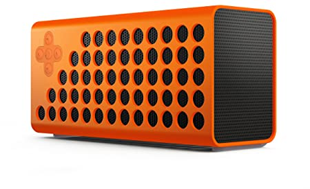 URGE Basics Cuatro Portable Wireless Bluetooth 4.0 Speaker With Bass+ Technology (Blue, Green, Orange, and Red) $10 AC + FSSS!