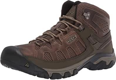 KEEN Men's Targhee Vent Mid Hiking Boot