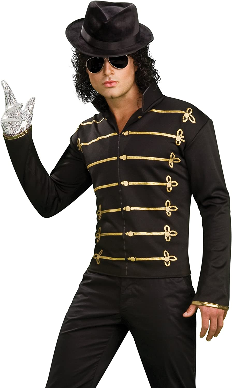 Rubies 3 889329 M - Disfraz de Michael Jackson (talla M): Amazon ...