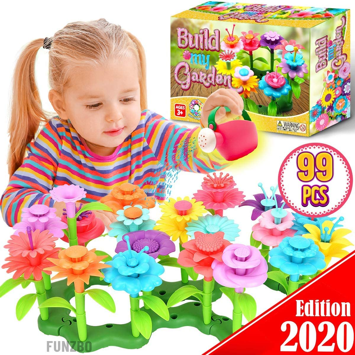 Flower Garden Building