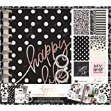 Me & My Big Ideas Happy Life 12-Month Big Planner Box Kit