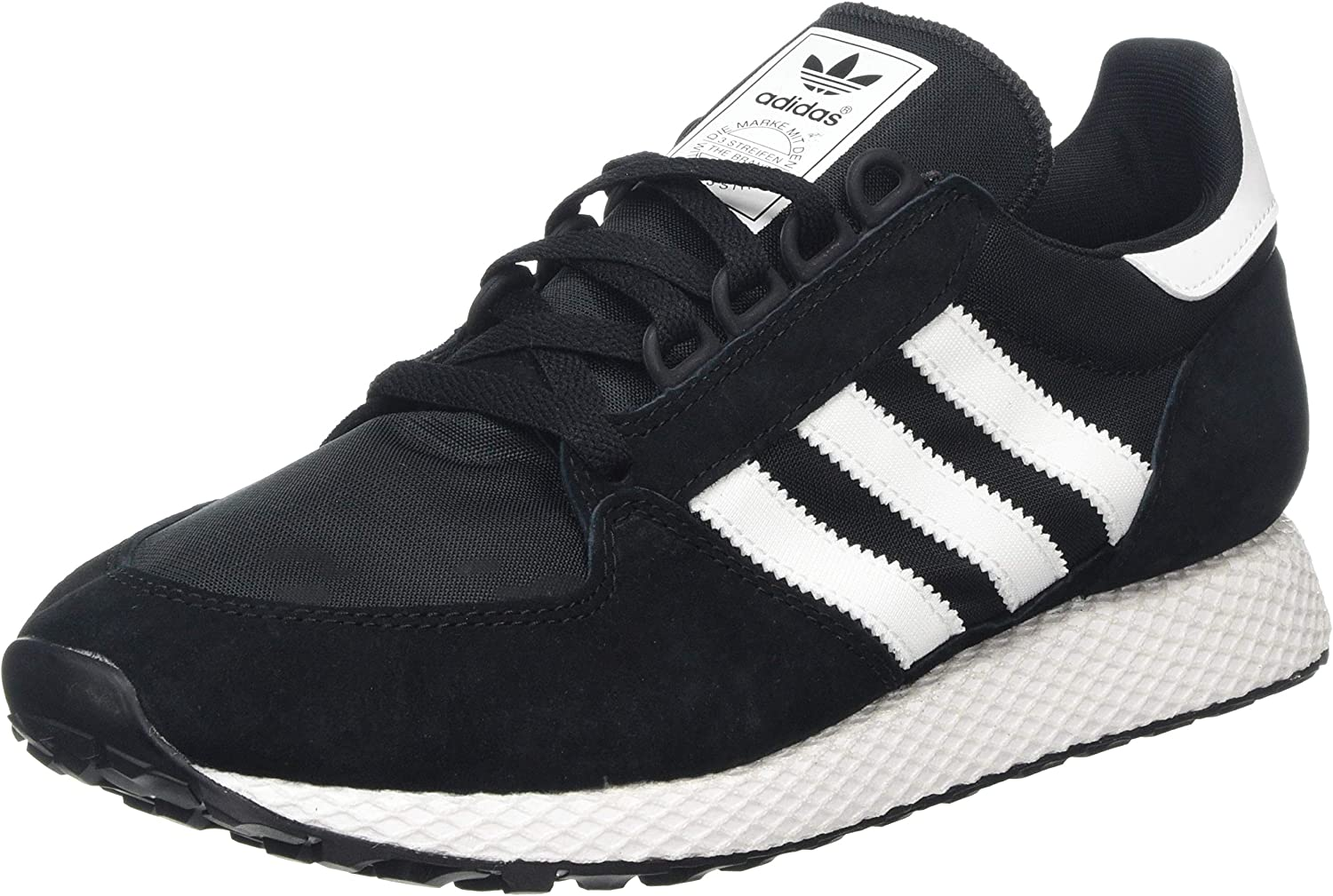 Adidas Forest Grove Color: Black Size: 9.5US: Amazon