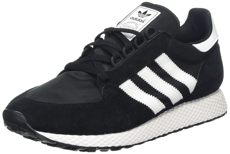 Noir (Negbás Ftwbla Negbás 000) adidas Forest Grove, Chaussures de Fitness Homme 45 1 3 EU
