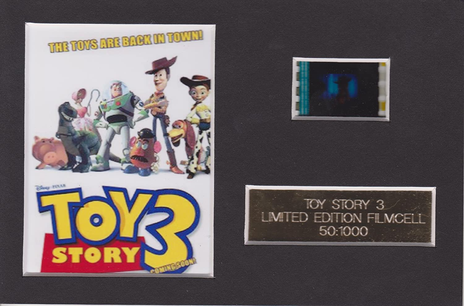 Toy Story 3 Limited Edition Film Cell m