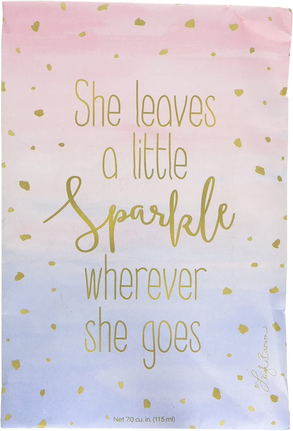 WILLOWBROOK Fresh Scents Scented Sachet - A Little Sparkle