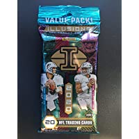 $24 » 2020 Panini Illusions NFL Football VALUE pack (20 cards/pack)