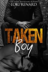 Taken Boy: A Dark Gay Romance (House of Vitali Book 1)