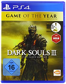 Dark Souls 3 - The Fire Fades Edition [PS4]
