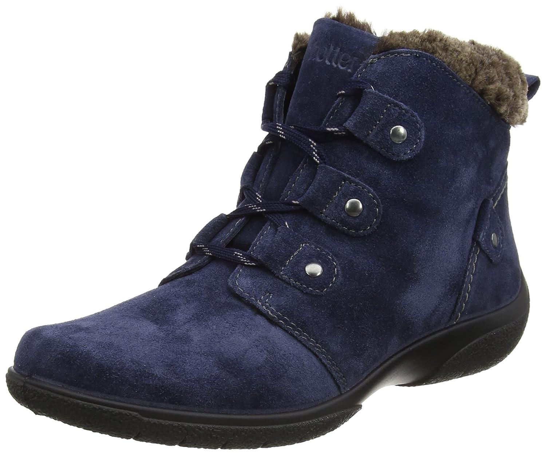 Hotter 19265 Ruby, Desert Boots Femme Bleu Desert (Rich Navy Boots 045) 26f8e2e - digitalweb.space