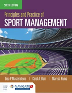 Principles and practice of sport management lisa p masteralexis customers who viewed this item also viewed fandeluxe Images