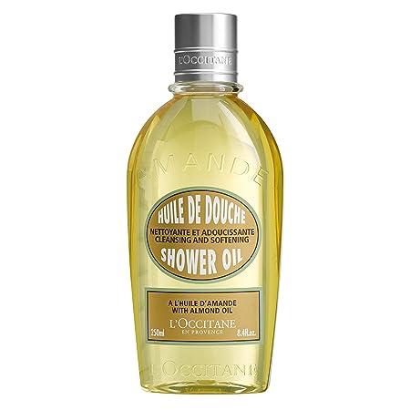 L Occitane Cleansing Softening Almond Shower Oil