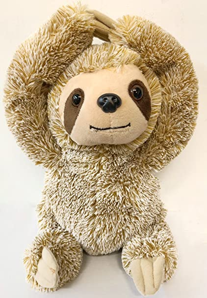 Amazon Com Super Soft Baby Sloth Plush Stuffed Animal Plush Toy