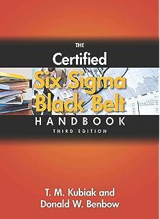 certified six sigma green belt handbook 2 e munro 9789332559394