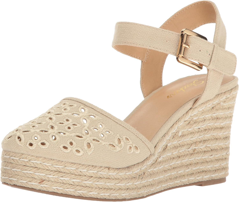 Skechers Womens Turtledove Platform Sandal