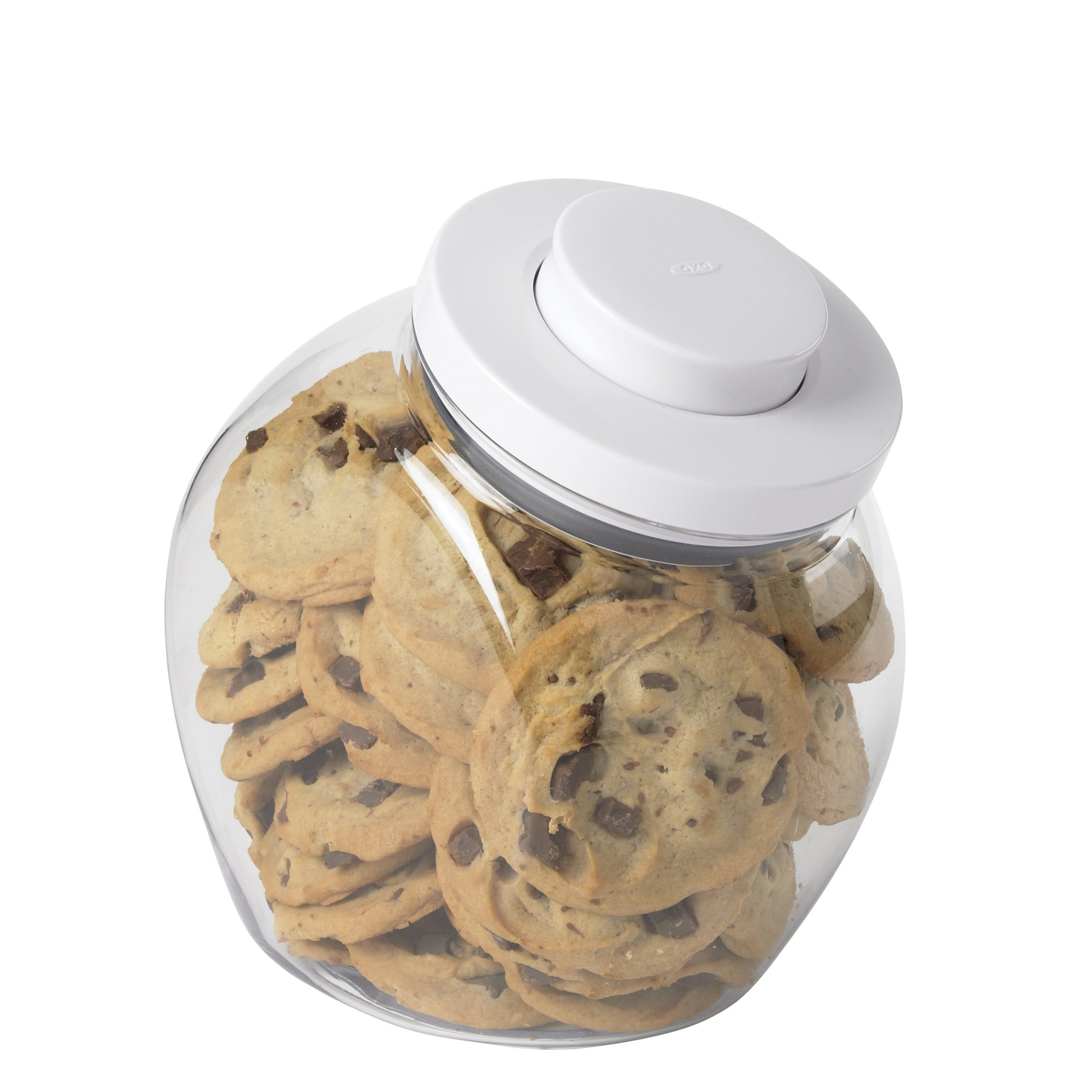 OXO Good Grips Airtight POP Medium Cookie Jar (3.0 Qt) by OXO