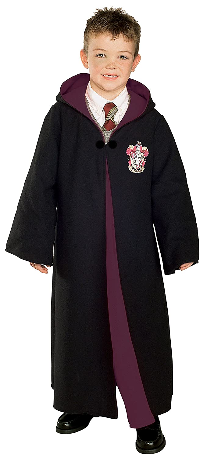 Rubies Costume Harry Potter Child's Costume Deluxe Harry Potter Gryffindor Robe, Small (size 4-6) Rubies Costume Co (Canada) 884259S