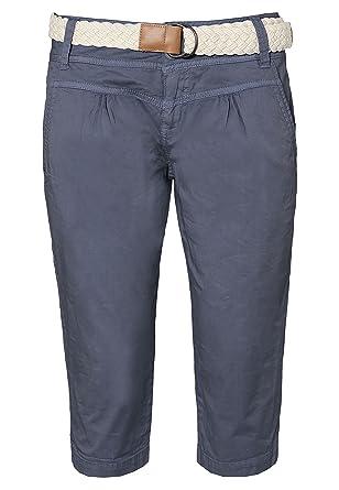 Fresh Made Women's Ladies Chino Shorts | Summer Trousers Bermuda ...