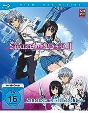 Strike the Blood Second / Strike the Blood OVAs - Blu-Ray-Box
