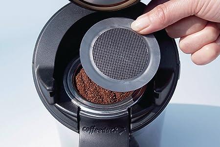 TronicXL Profesional Pad Soporte para selbstfüllen Recargables Soporte para la cafetera Senseo HD7810 hasta HD7812: Amazon.es: Hogar