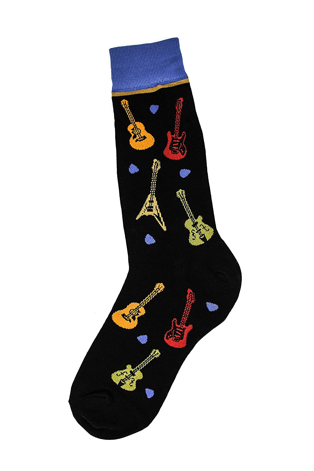 amazon com foot traffic music note socks wrap your feet in