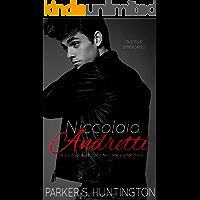 Niccolaio Andretti: An Enemies-to-Lovers Mafia Romance Novel (The Five Syndicates Book 2)