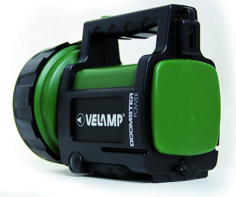 VELAMP ir666/ /10/W Leuchtturm LED wiederaufladbar Kunststoff 10/W blau