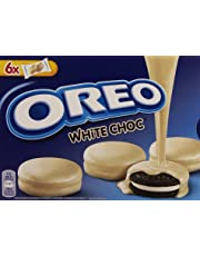 Oreo Chocolat Blanc 6 Sachets Individuels