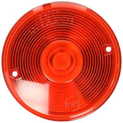 Peterson Manufacturing 42015 Red Replacement Lens: Automotive
