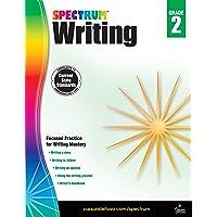 Spectrum | Writing Workbook | 2nd Grade, 112pgs