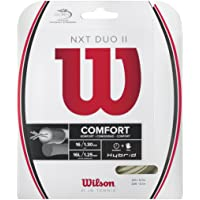 Wilson NXT Duo II Tennis String, 16