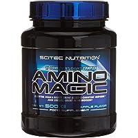 Scitec Nutrition Amino Magic Aminoácidos Manzana - 500