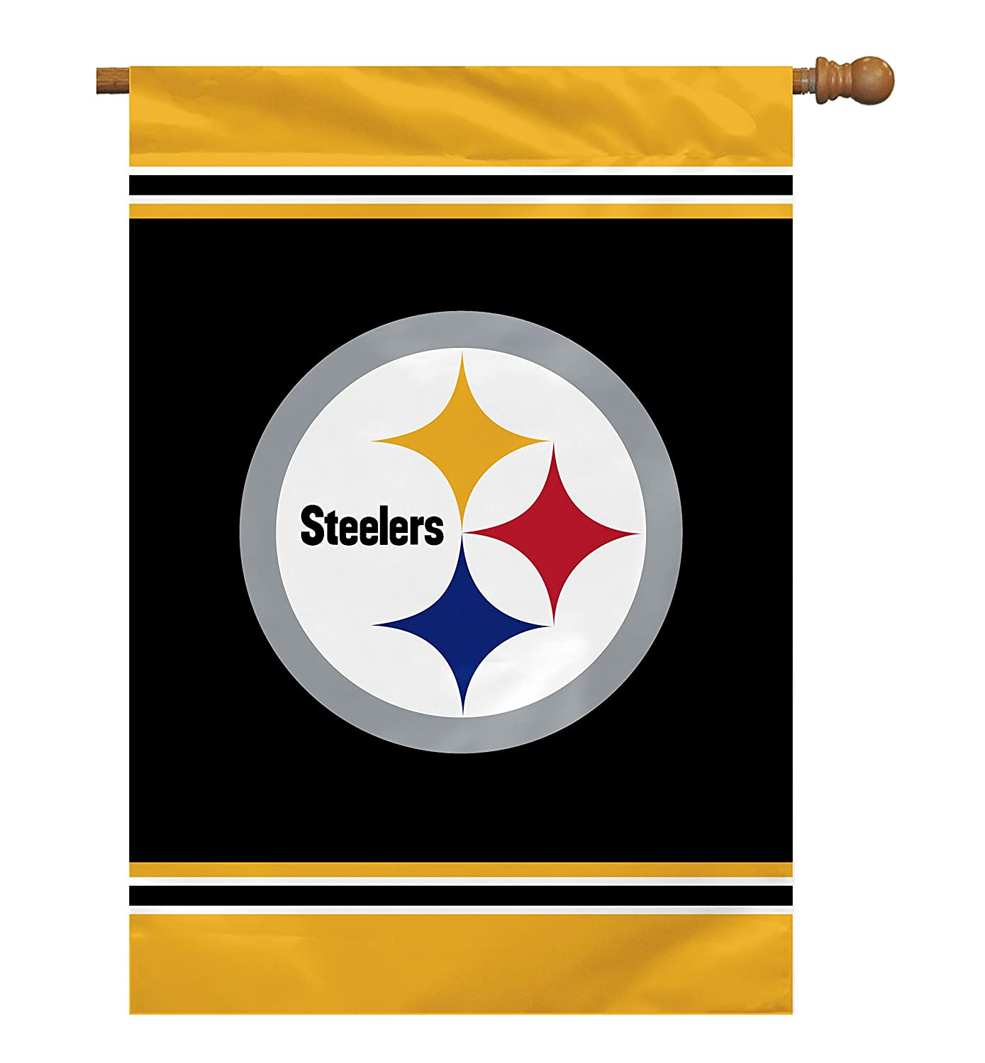 NFL 1 Sided House Banner 28 x 40 Inch