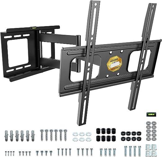 Ricoo Tv Wandhalterung Flach Schwenkbar Neigbar Elektronik