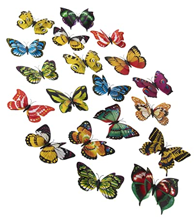 Amazon 3D Butterflies