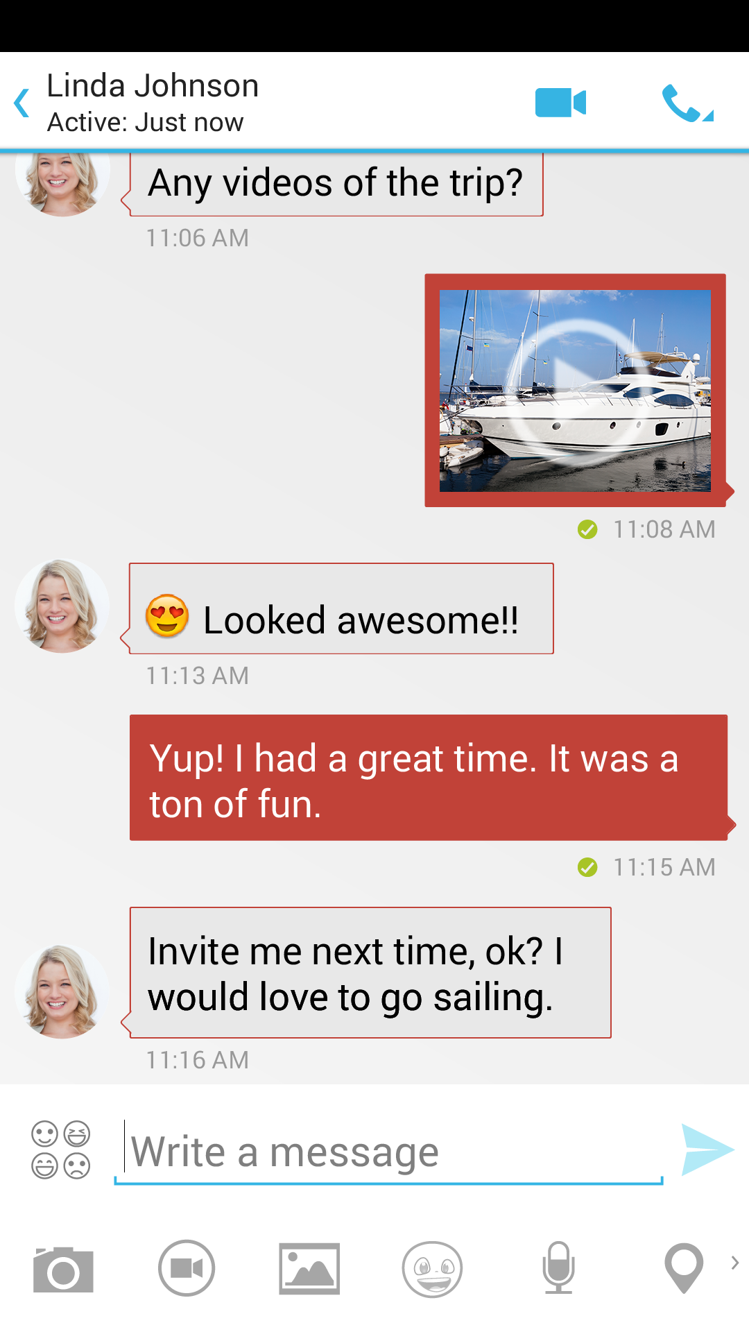 Amazon.com: Messaging Plus - SMS & Video Calls: Appstore for Android