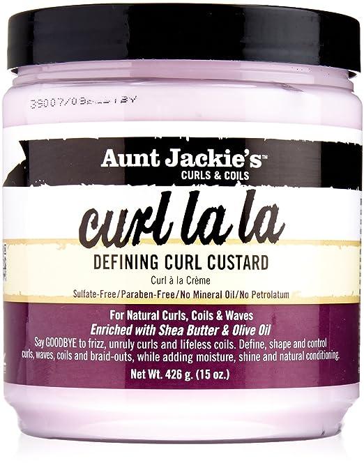 24 opinioni per Aunt Jackies Curl La La, Crema strutturante per capelli ricci 426g