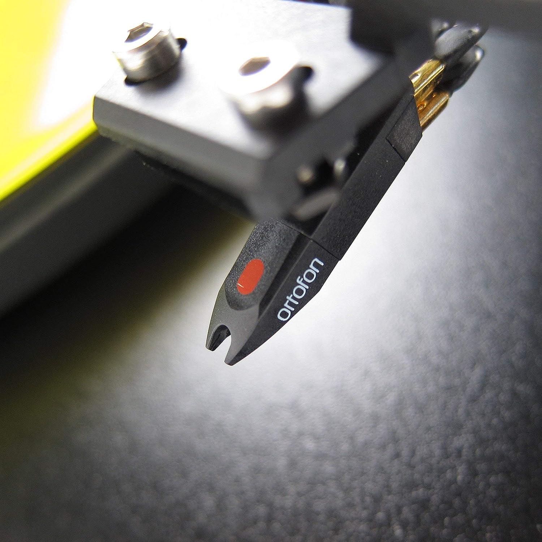 Pro-Ject VT-E R - Tocadiscos (Tocadiscos de tracción por ...