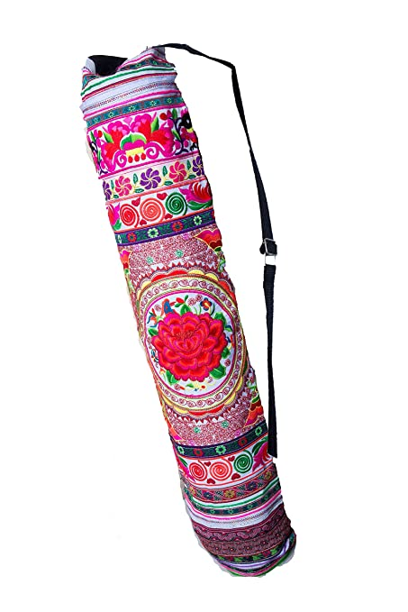CCcollections Funda/Bolsa para Esterilla de Yoga Mat Bag (N2 ...