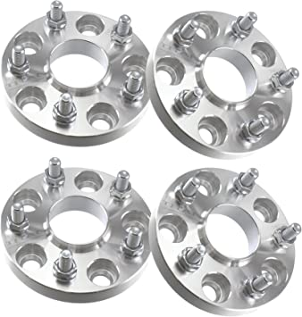 Set of 45x114.3 Hubcentric Wheel Spacers For Mitsubishi Eclipse Evo Lancer