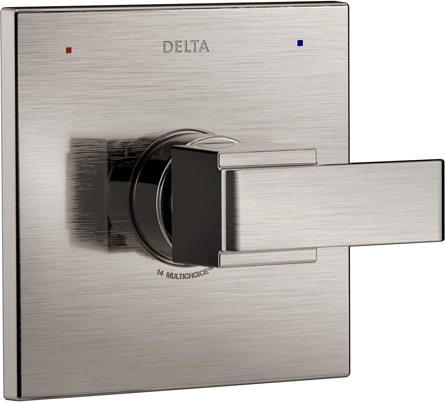 Delta Faucet Delta T14067-SS Ara Monitor 14 Series Valve Only Trim ...
