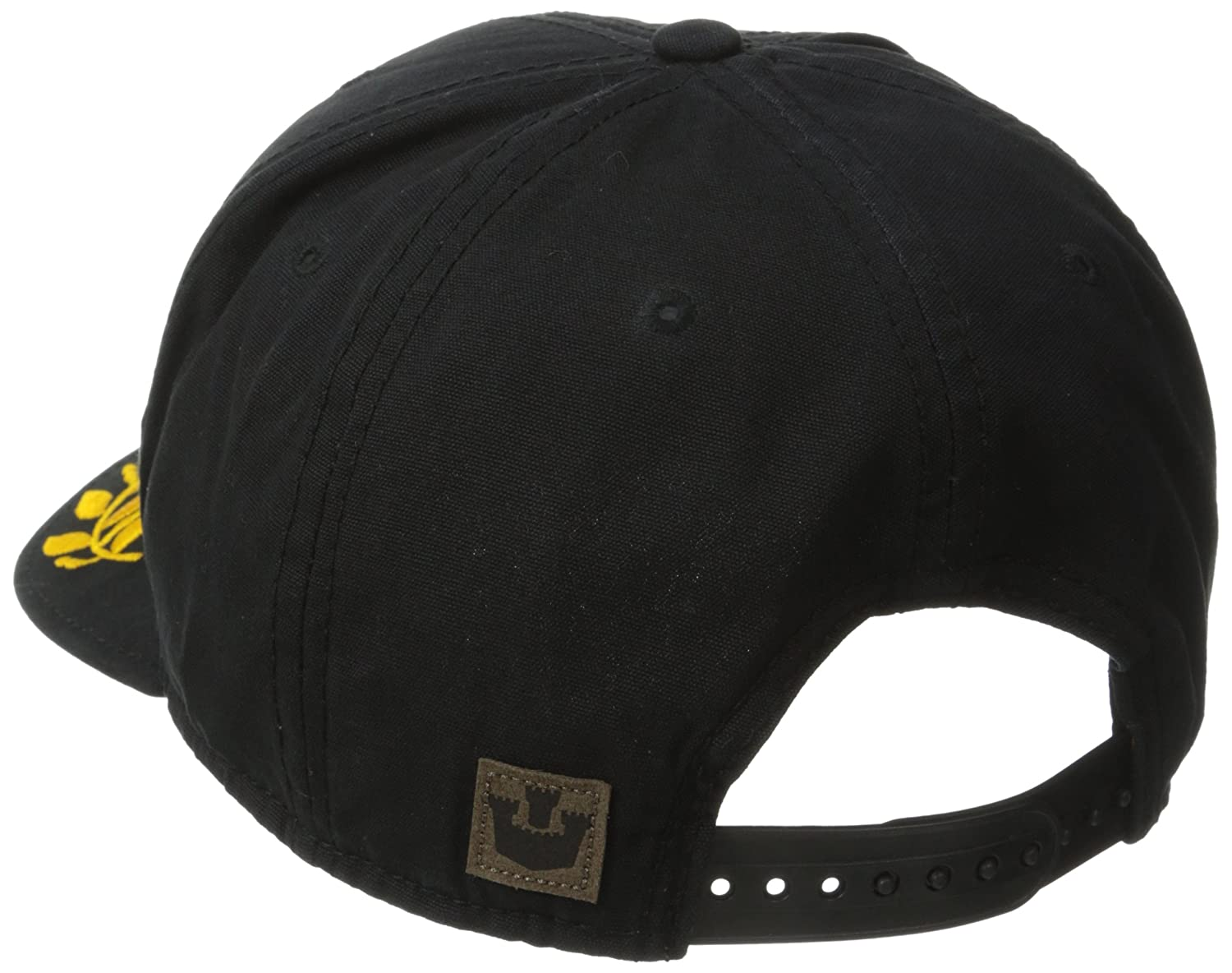 Amazon.com: Goorin Bros. Mens City Baseball Cap, Black One Size: Clothing