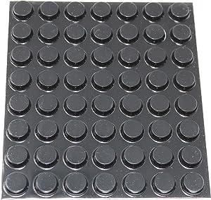3M Bumpon SJ5012 Black Blister Pack (56 bumpons)