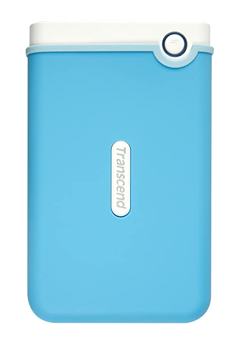 "486 opinioni per Transcend StoreJet 25M3 Hard Disk portatile, 2.5"", USB3.1/3.0, 1 TB, Azzurro"